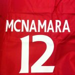 Football Crazy - any name and number, order and we'll email for your requirements - Printed BigBoy @ Bigboybeanbag.ie