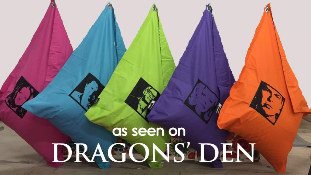 As seen on BBC's Dragons' Den