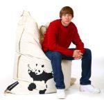 Panda - Printed BigBoy @ Bigboybeanbag.ie