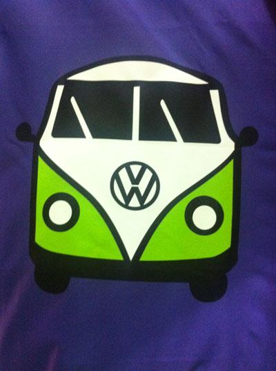 VW - Printed BigBoy @ Bigboybeanbag.ie