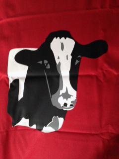 cow - Printed BigBoy @ Bigboybeanbag.ie