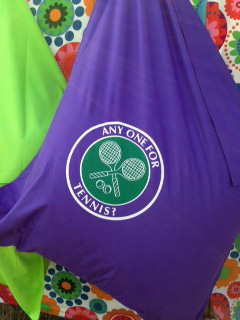 tennis - Printed BigBoy @ Bigboybeanbag.ie